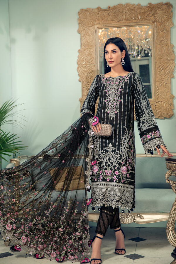 Anaya Luxury Lawn 2021 – 3A