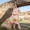 Almirah Embroidered Lawn – D-06 Ready to Ship