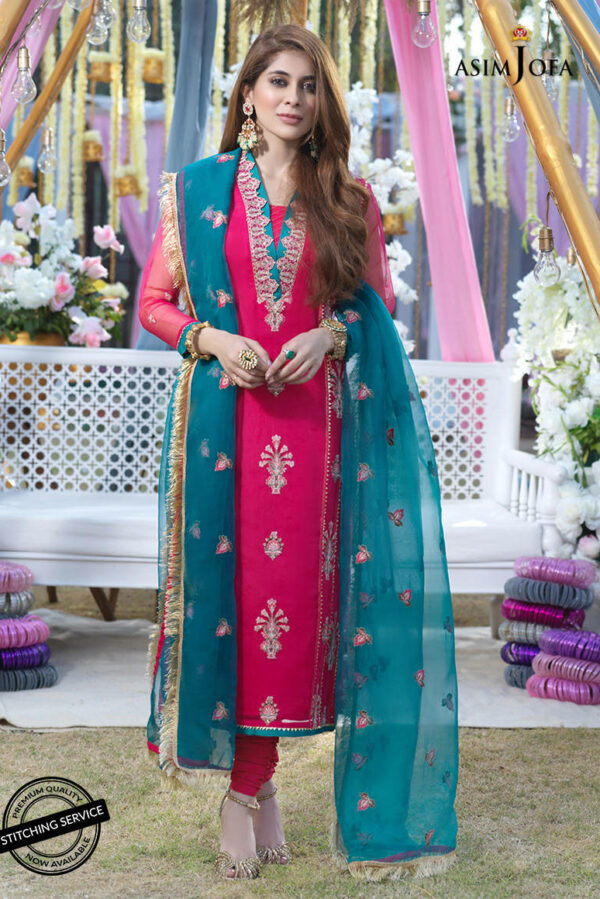 Asim Jofa Festive Collection 2021  –  AJFC-10