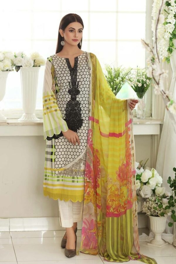 Charizma Lawn 2021 – Chapter 1 –  CEL-11 - On Sale