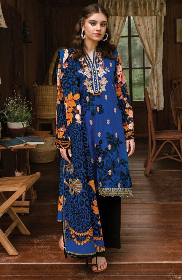 Orient Winter Collection Mysa 2020 – OTL-20-180/B (Blue)