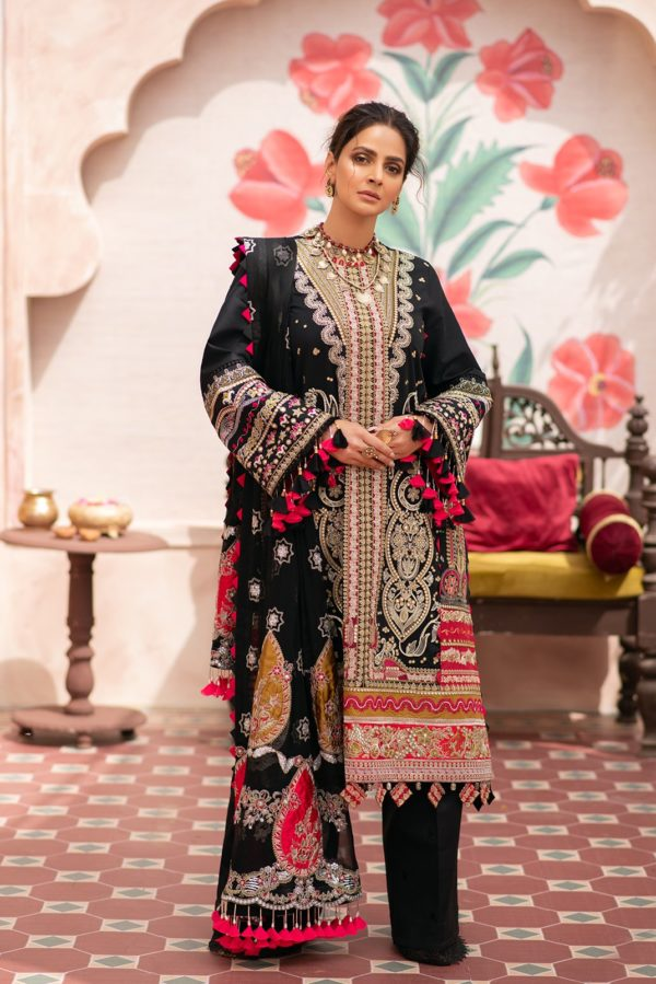 Maryam Hussain Festive Lawn'21 –  FL21-D05 - On Sale