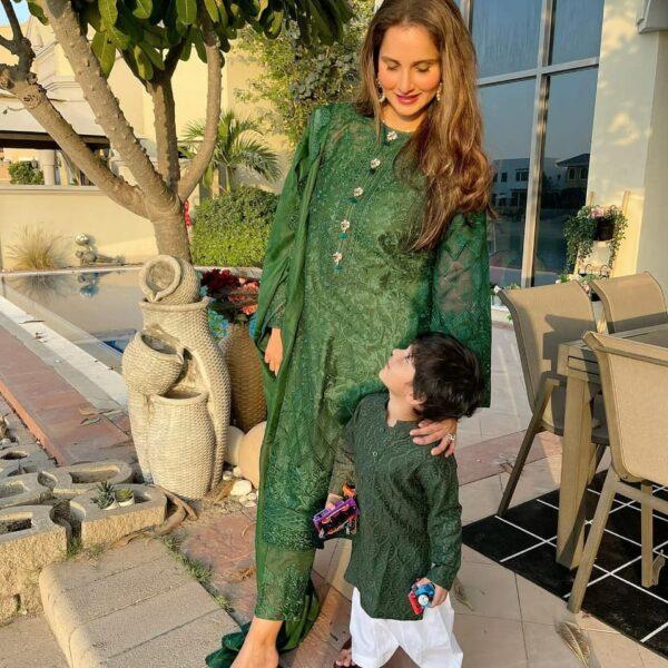 Nomi Ansari Luxury Pret 2021 – NAE21-103-S Nomi Ansari Luxury Pret 2021 - Original