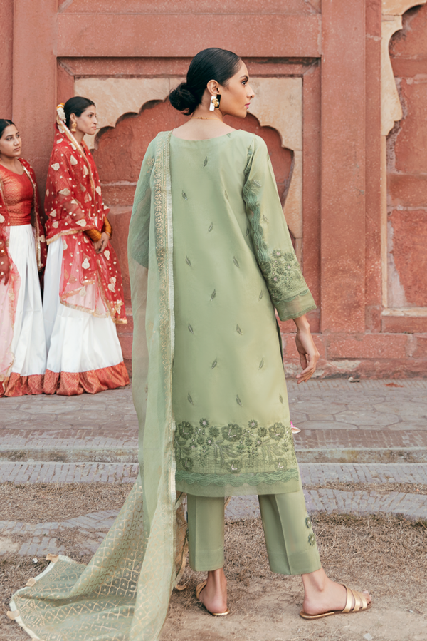 Dastaan Luxury Lawn from Panache  – D-09 - Recently Restocked