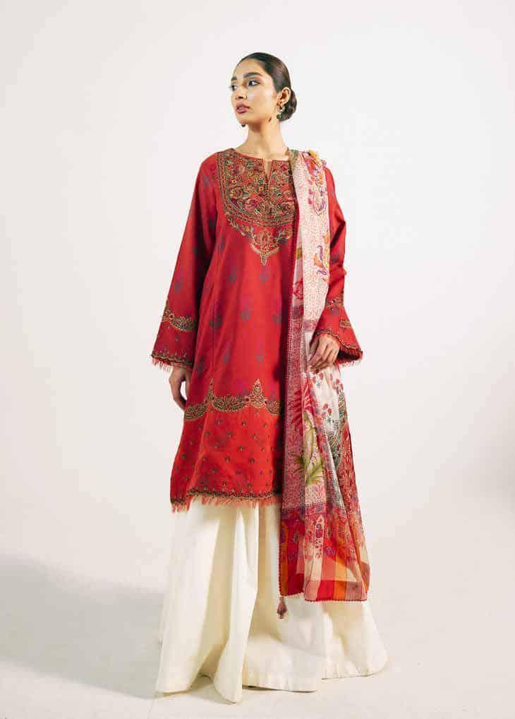 Zara Shahjahan Suits Online
