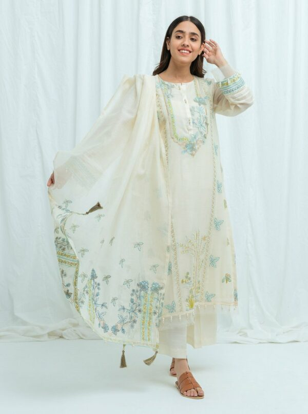 Beechtree Eid Edit 2 –  PEARLY BLUSH-Embroidered-4P Beechtree Eid Edit 2 - Original