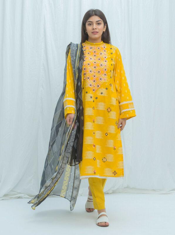 Pakistani Mehendi Dresses