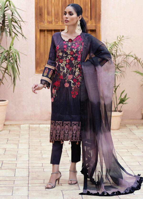 Al Zohaib Festive Hues Lawn Suit – FH206 Al Zohaib Festive Hues - Original