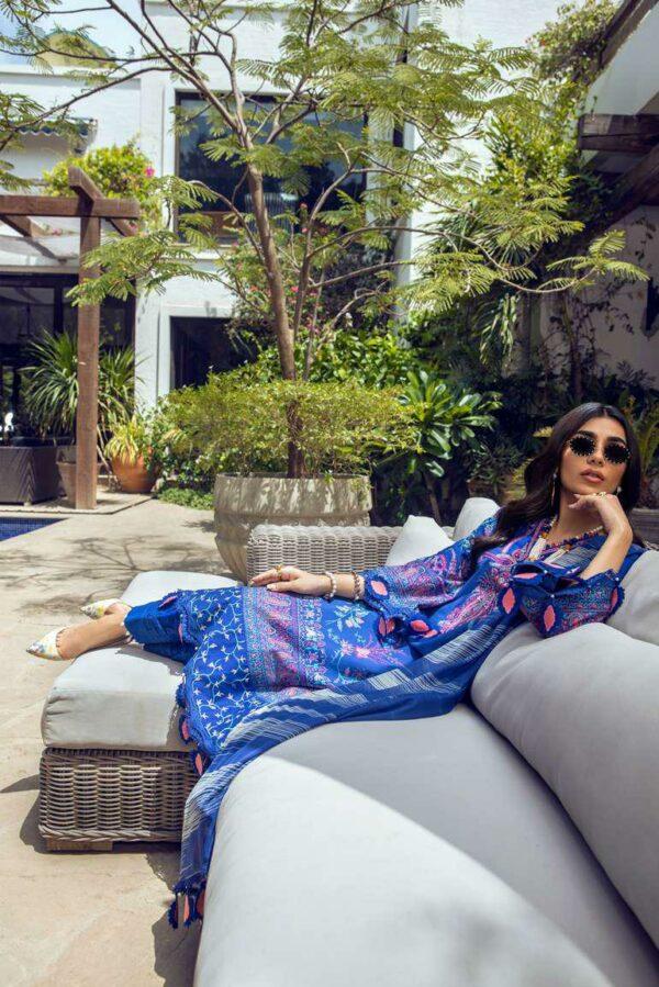 Sana Safinaz Summer Muzlin'21 –  7B Sana Safinaz Summer Muzlin'21 - Original