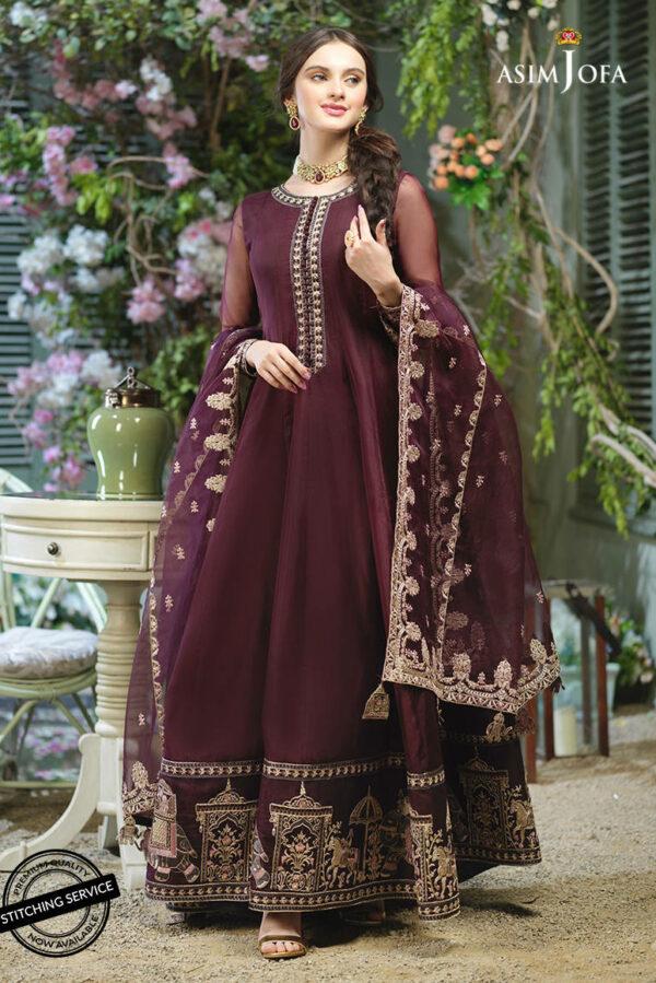 Asim Jofa Jashn Collection 2021 – AJFC-50 Asim Jofa Jashn Collection 2021 - Original