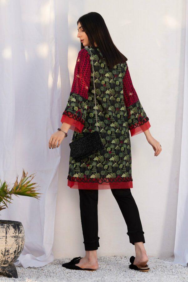 BTW Unstitched Designer Lawn Kurti – Herbology Low Range Pakistani Suits & Kurtis