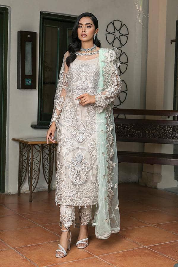 Sooraj Garh Chiffon Collection by Imrozia –    I-139 Aayna Sooraj Garh Chiffon Collection by Imrozia - Original