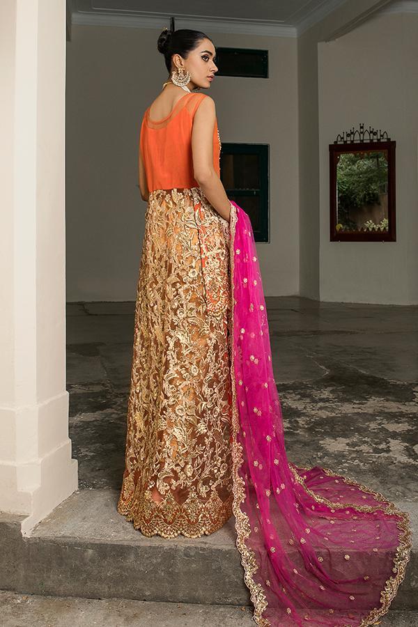 Sooraj Garh Chiffon Collection by Imrozia –  I-146 Khush Bakht Ready to Ship