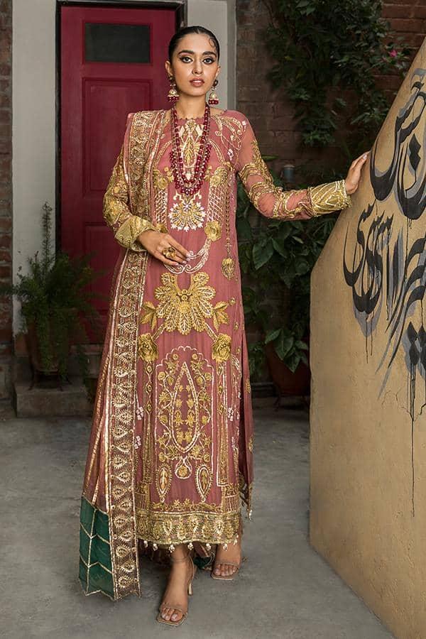 Sooraj Garh Chiffon Collection by Imrozia –  I-140 Mumtaz - Recently Restocked