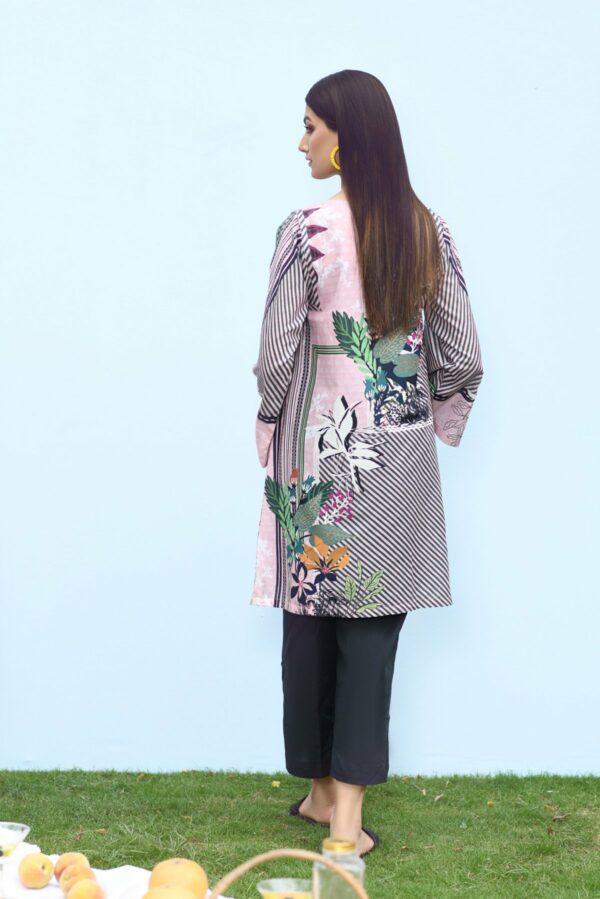 BTW Unstitched Designer Lawn Kurti – Cosenza Low Range Pakistani Suits & Kurtis