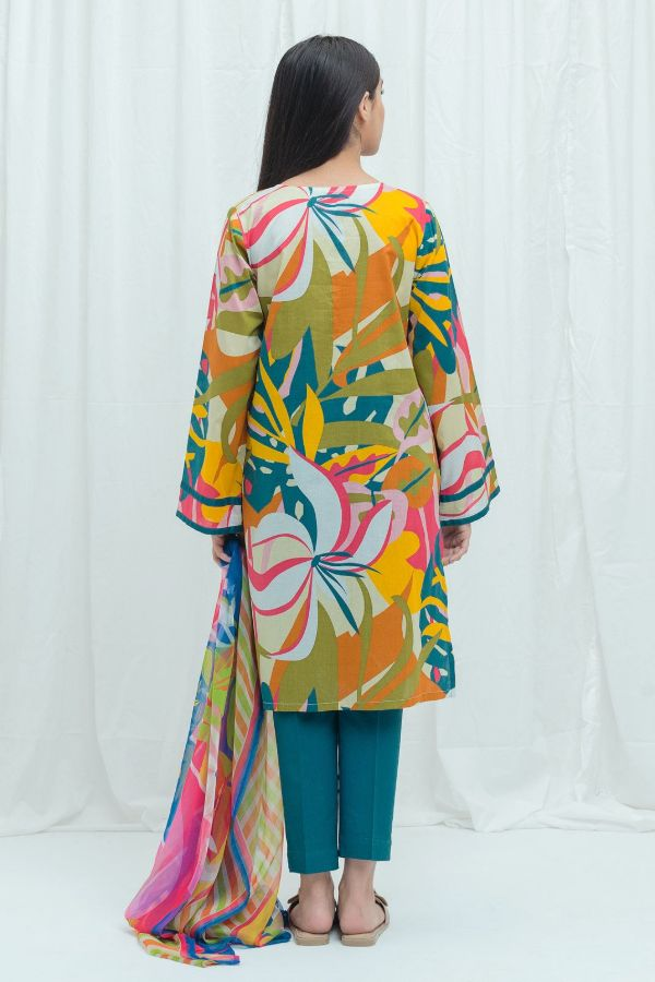 Beechtree Print Lawn 2021 BT1S21U23 - Sold out