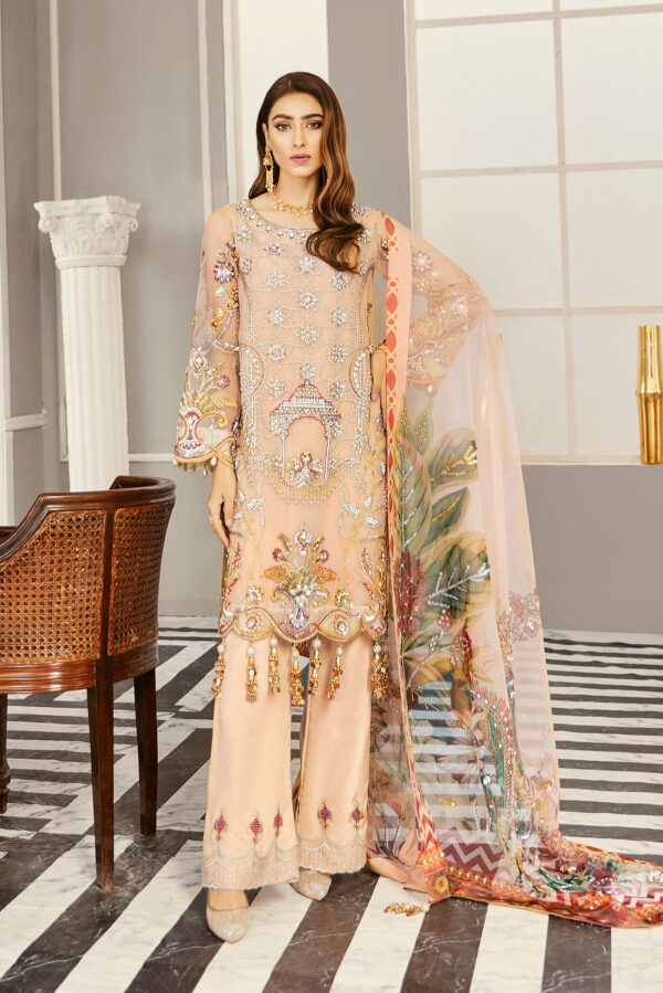 Akbar Aslam Wedding Formals 2021 – VILLOSA SKU: 1332 Akbar Aslam Wedding Formals 2021 - Original