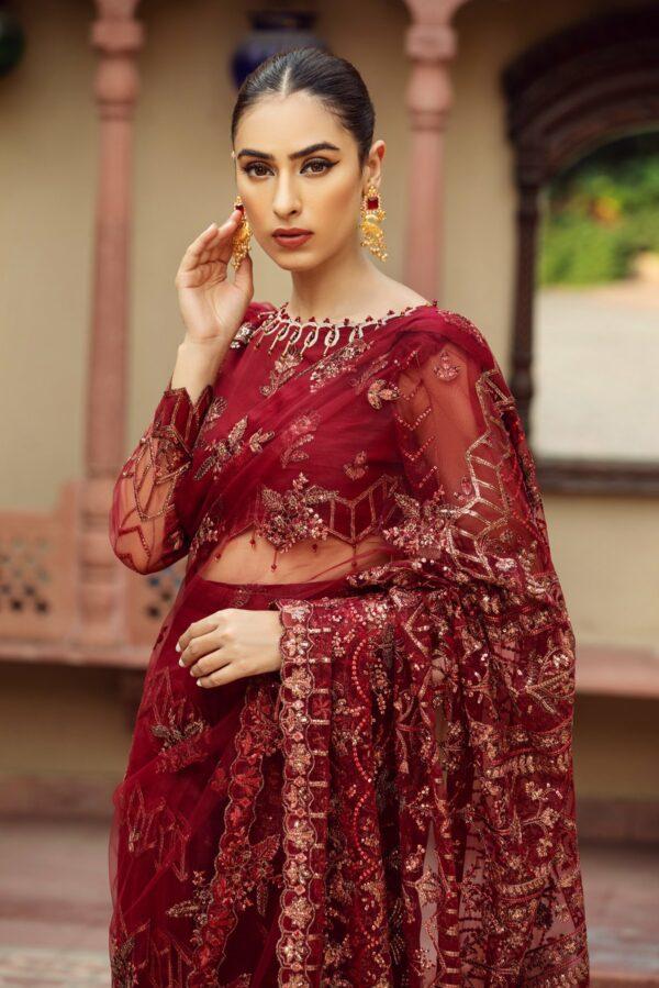 Shahtaj Festive by Alizeh – Rungrez Pakistani Suits