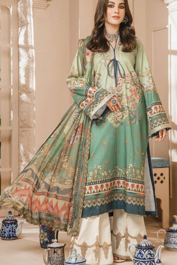 Anaya Embroidered Cambric 2021 – AEC21-01 Anaya - Original