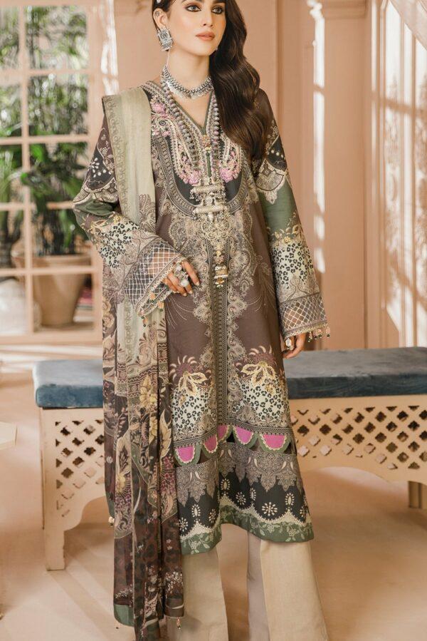 Anaya Embroidered Cambric 2021 – AEC21-03 Anaya - Original