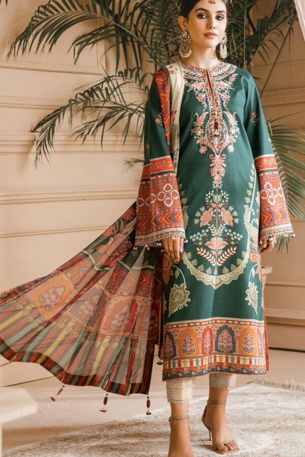 Anaya Embroidered Cambric 2021 – AEC21-07 Anaya - Original