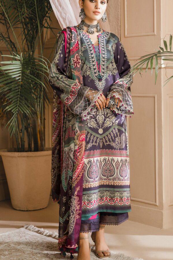 Anaya Embroidered Cambric 2021 – AEC21-05 Anaya - Original