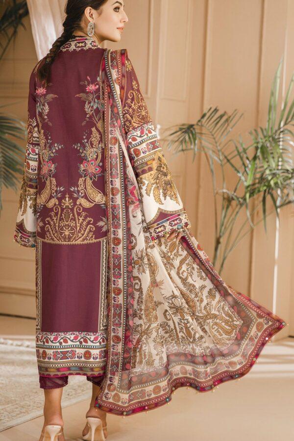 Anaya Embroidered Cambric 2021 – AEC21-09 Anaya - Original