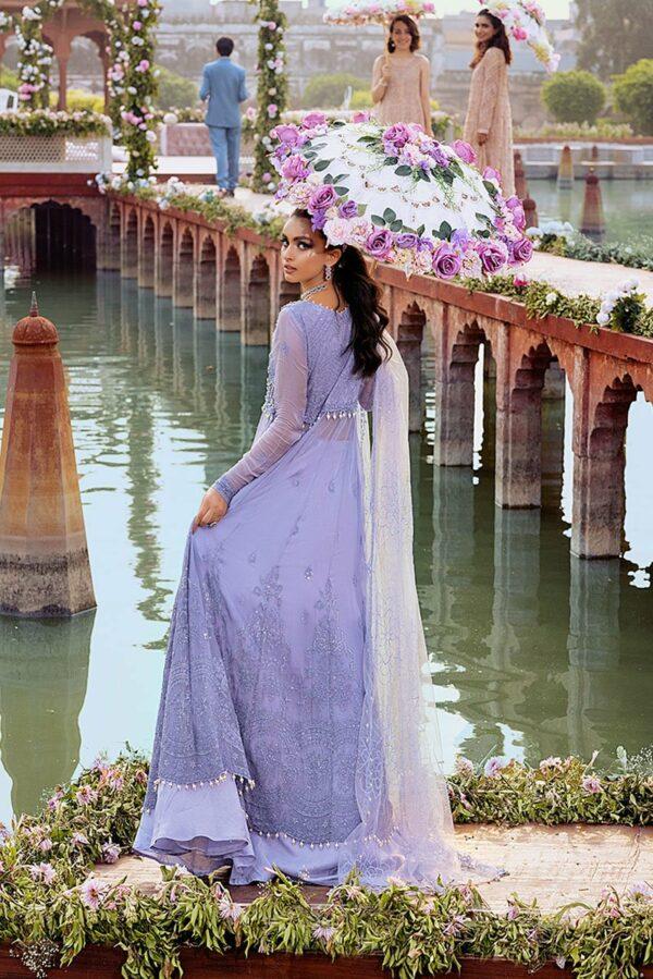Tissue De Luxe Hawa Mahal by Mushq – SDL21-02 Pakistani Suits