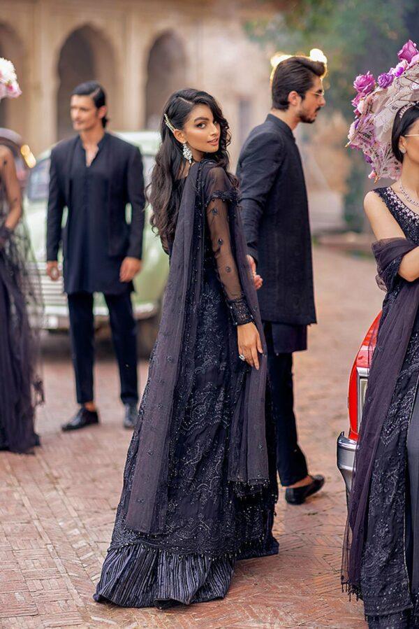 Tissue De Luxe Hawa Mahal by Mushq – SDL21-04 Pakistani Suits