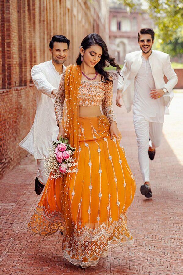 Tissue De Luxe Hawa Mahal by Mushq – SDL21-05 Pakistani Suits