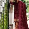 Original Pakistani Suit with Open Picture –  (FS 317) - Sale - Original