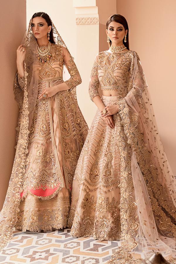 Brides'21 by Imrozia – IB-08 Gold Majesty Brides'21 by Imrozia - Original