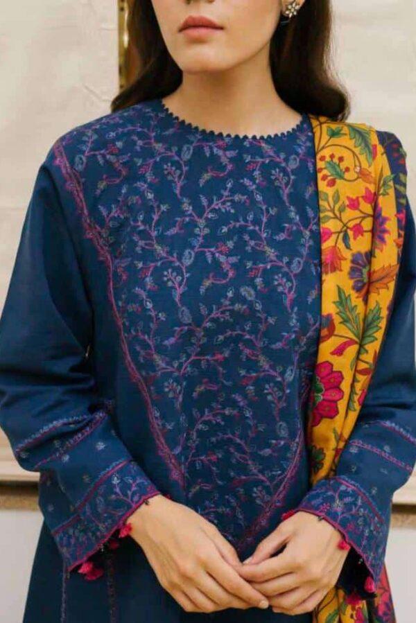 Zara Shah Jahan Coco Winter 2021 – 8B Zara Shah Jahan Coco Winter 2021 - Original