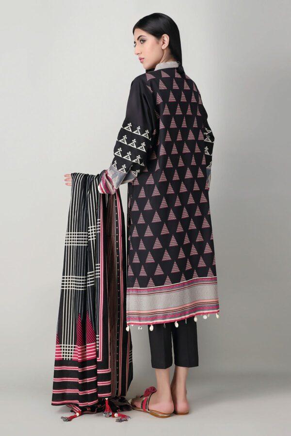 Khaadi Lawn 2021 – MB21125 (SS-672) - Sale - Original